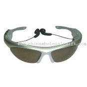 Sunglasses MP3 Player images