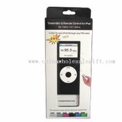 FM transmitter & Remote control for iPod images
