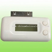 Audio Wireless FM Transmitter for IPOD images