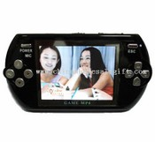 MP4 player with camera images