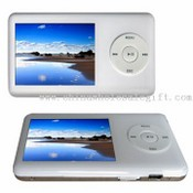 MP4 Player with 2.4-Inch Color TFT LCD Screen images