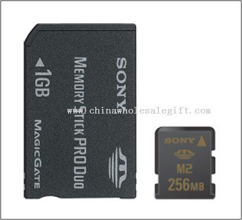 Sony Memory Stick Micro M2 Card 1GB
