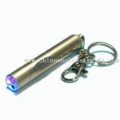 Waterproof Money Detector and Metal Flashlight images