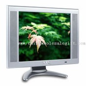 LCD TV images