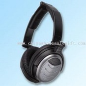 Noise-Cancelled Foldable Stereo Headphone images