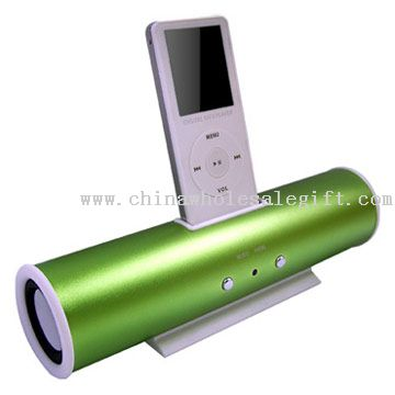 Speaker for iPod and MP3 Player
