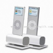 iPod Mini Speakers with Perfect Stereo Sound images