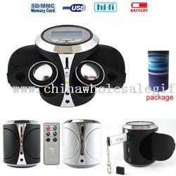 Multifunctional digital Mini speaker