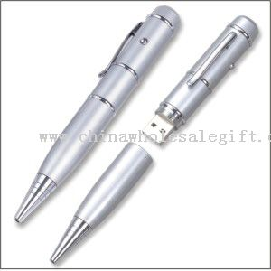 Ball pen U-Flash memory stick