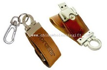 Leather USB Flash Drives images