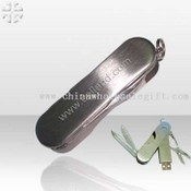 USB Flash Disk with knife function images