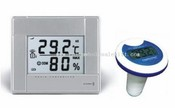 Wireless Pool Thermometer images