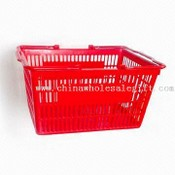 Plastic Shopping Basket images
