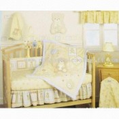 100% Cotton Baby Bedding Sets images