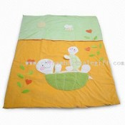 Printed Baby Bedding Quilt images