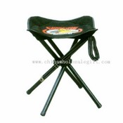 Fishing stool with 4-legs images