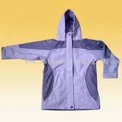 Girls Waterproof Outdoor Jacket images