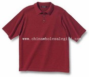 100% Cotton pique shirt images