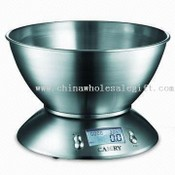 Full Stainless Steel Electronic Kitchen Scale images