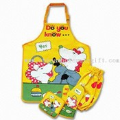 Printed Aprons images