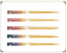 Bamboo chopsticks images