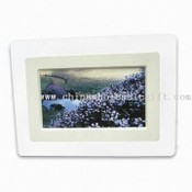 Digital Photo Frame with Resolution of 480 x 234 images