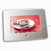 Seven-inch Digital Photo Frame Made of Plastic images