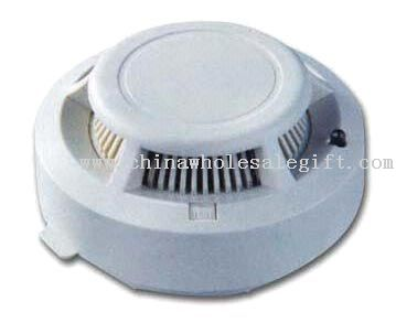 how to connect photo electric smoke detector