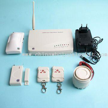 GSM langaton hälytysjärjestelmä