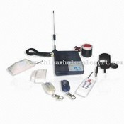 GSM Wireless Alarm System images