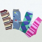 Ladies Knee High Socks images