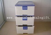 3-layer sealed storage cabinet images