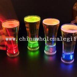 Light-Up Beer Glasses