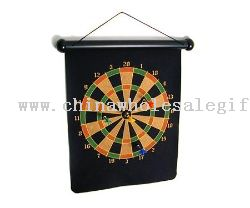 Two-Sided Magnetic Dart Board from Discovery