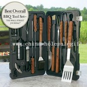 Heritage Professional Barbecue Grill Tool Set images