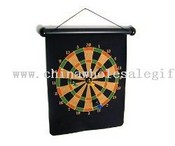 Two-Sided Magnetic Dart Board from Discovery images