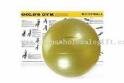 Golds Gym corpo bola images