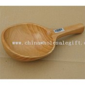 Wooden Scoop images