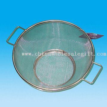 round strainer basket - Strainer Basket