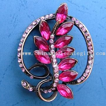 Costume Brooch Jewelry