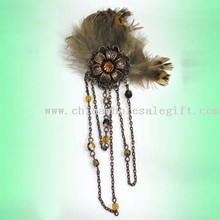 Feather Brooch images