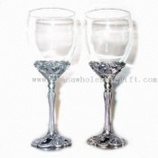 8.5 oz Inner Heart Set Wine Glass images