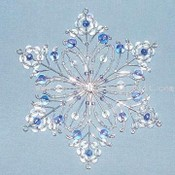 Assorted Snowflake Pendants images