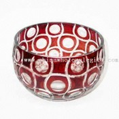 Glass Bowl Avaialble in Customized Designs images