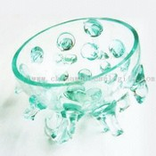 Glass Fruit Bowl images