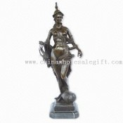 Bronze and Marble Metal Craft images