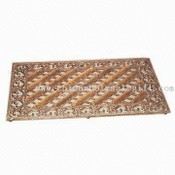 Cast Iron Doormat images