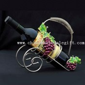 Handcrafted Wine Bottle Holder images