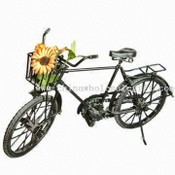 Iron Wire Mini Bicycle images