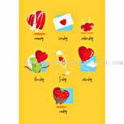Message Recording Greeting Card for Valentines Day images